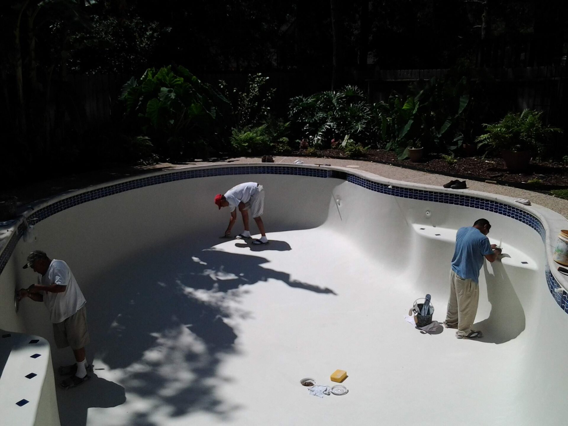 Pool Remodel - Copperfield - After Image004