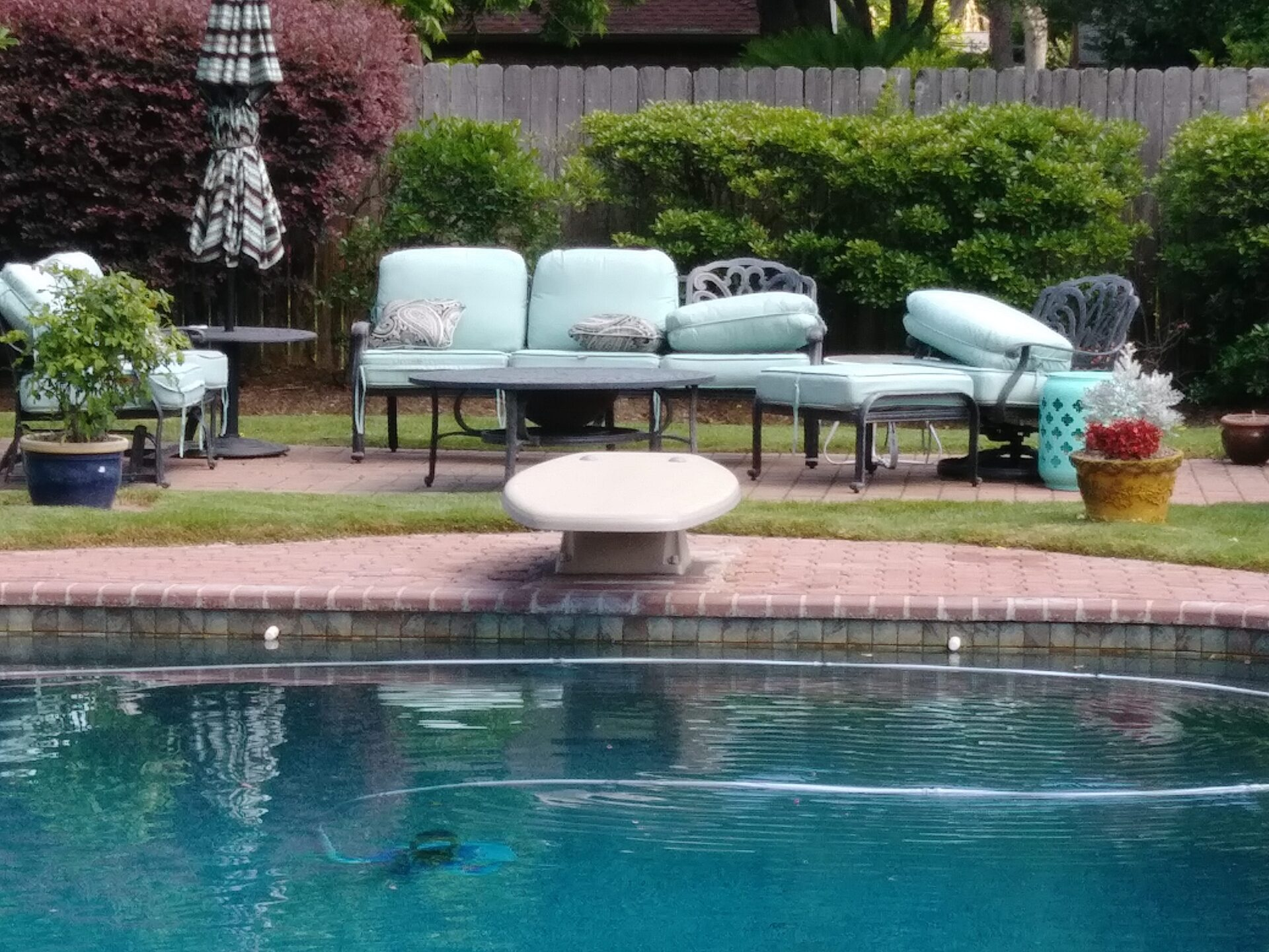 Diving Board Replacement - Jersey Village - After Image002