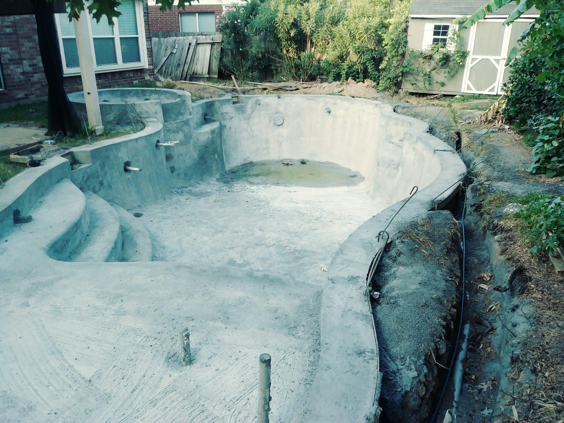Pool Remodel - Fairfield - Before Image006