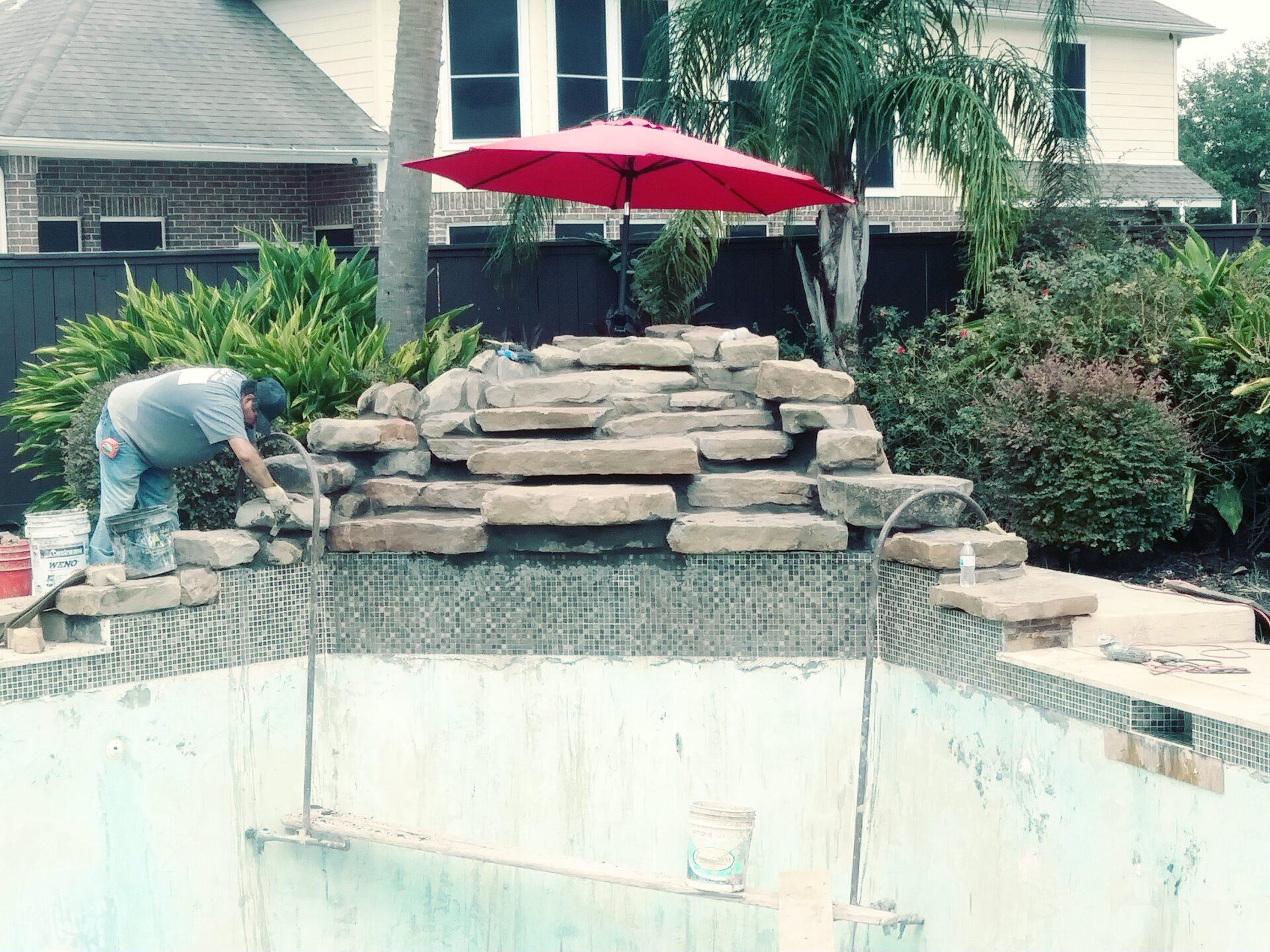 Pool Remodel - Katy - After Image004