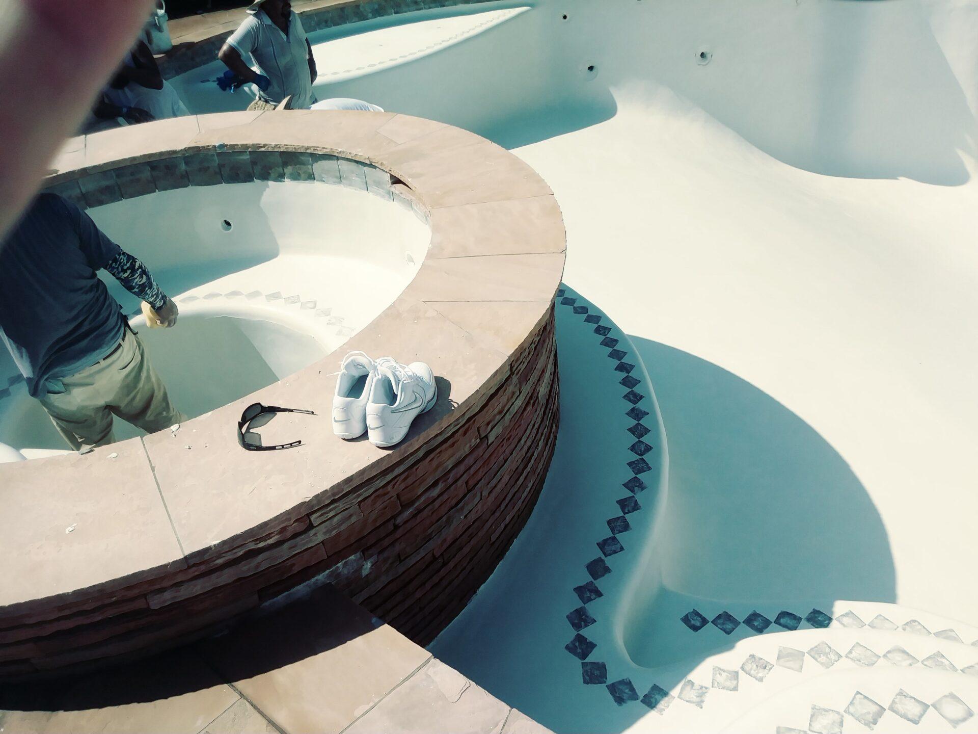 Pool Re-Plaster - Deerfield - After Image001