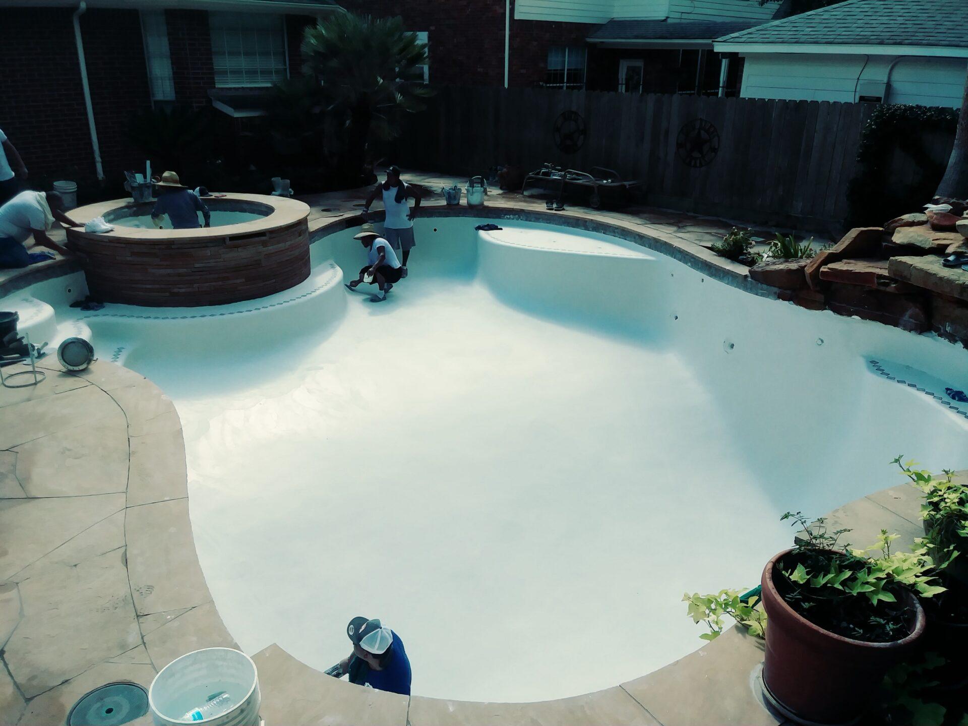 Pool Re-Plaster - Deerfield - After Image002