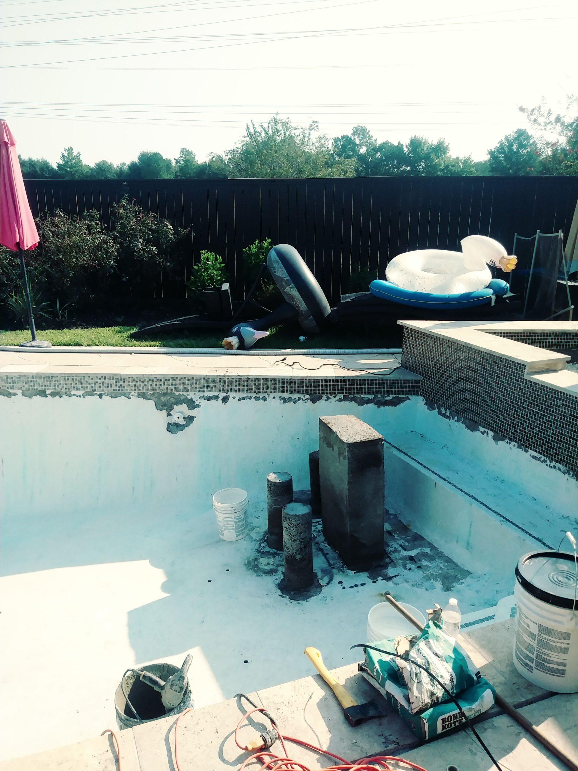 Pool Remodel - Katy - After Image001